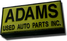 Adams Auto Parts >> Domestic Foreign Used Auto Parts Tampa Fl