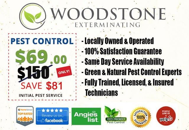 $69 Initial Pest Control & Exterminator Services in Oklahoma