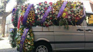 corone per funerali
