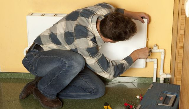 Heater repair service in High Point, NC