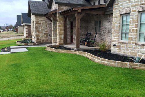 Landscape Design Abilene, TX