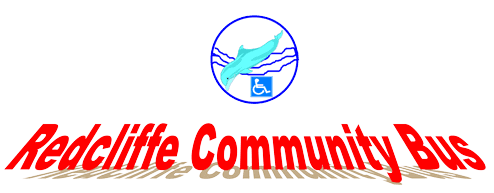 Redcliffe Community bus logo