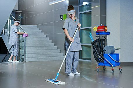 Floor care and cleaning services in Lexington