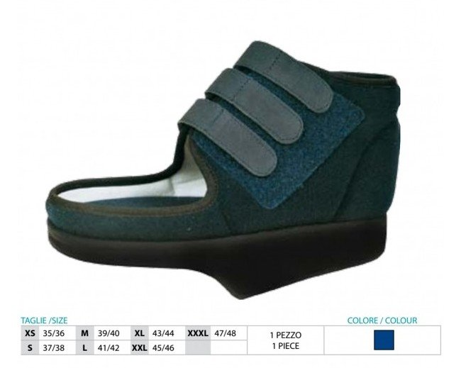 purchase cheap 31497 efc74 Scarpe post-intervento | Roma, RM | Ortopedia Italia