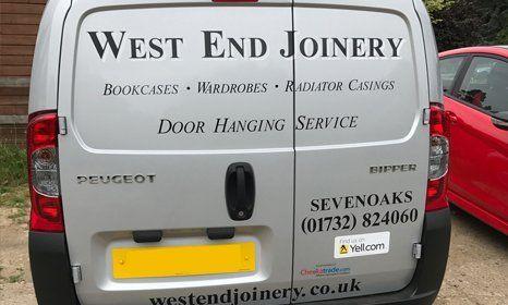 company vehicle