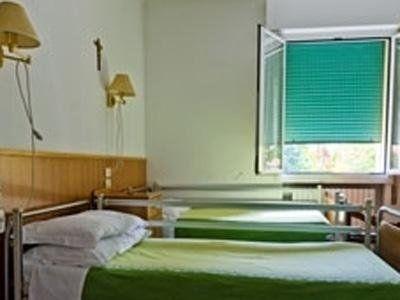 stanza di una casa di riposo