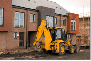 Foundations - Shrewsbury - T.A. Evans - Plant Machinery