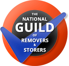 National Guild of Removers and Restorers logo