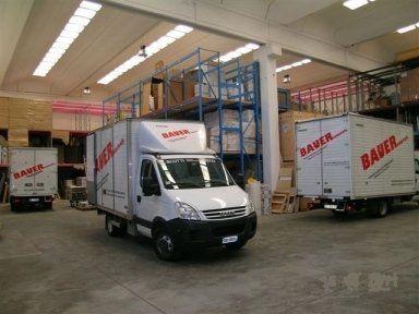 Bauer Firenze, trasporti, logistica