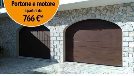 Promozioni su porte da garage e basculanti | Roma | A.S. Automazioni ...