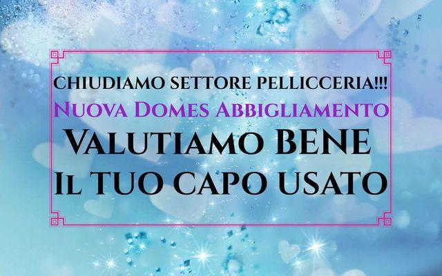 100% authentic 43d34 b4e75 Articoli in pelliccia | Pescara | Pellicceria Domes