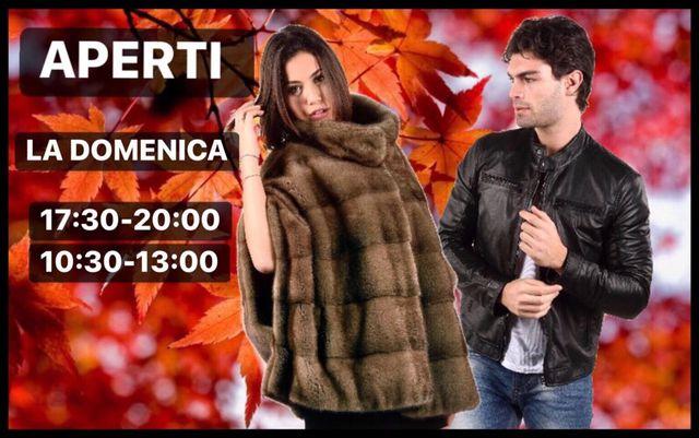100% authentic ada01 89a34 Articoli in pelliccia   Pescara   Pellicceria Domes