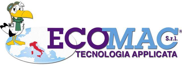 ECOMAC MACCHINE PER L'ECOLOGIA - TRATTAMENTO FANGHI logo