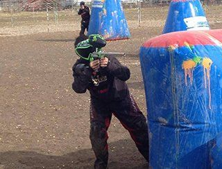 Paintball Games San Francisco, CA