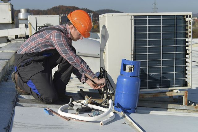 Rooftop Air Conditioning Contractor, Erie PA