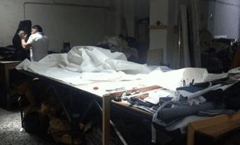 tappezzeria in pelle, tappezzeria in stoffa, restauro divani