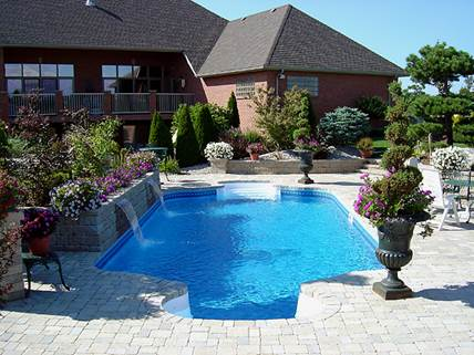 In-ground pool in Cincinnati, OH