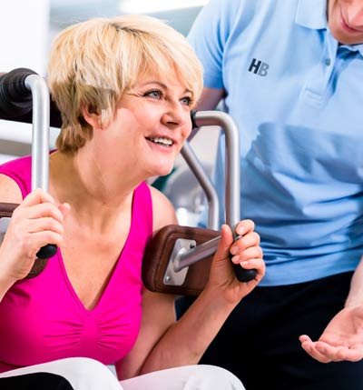 HomeBodies Senior Personal Training in NYC
