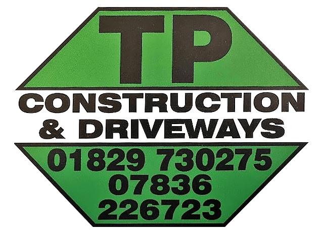 TP Construction and Driveways Ltd logo
