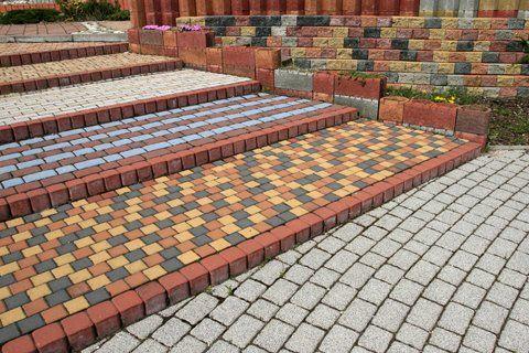 designed patios