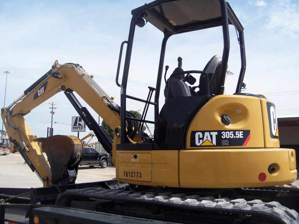 Excavating Equipment Monahans TX | Alpine & Pecos, TX