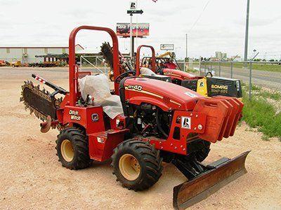 Construction Equipment Rental Carlsbad NM