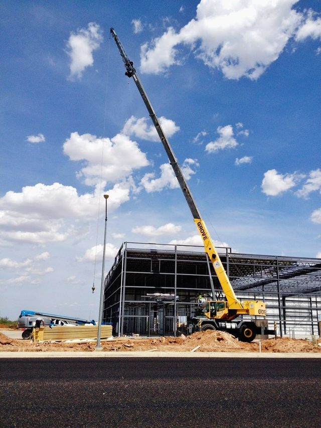 crane rentals Midland, TX