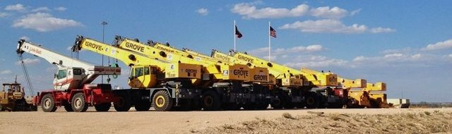 Crane Rental Hobbs & Carlsbad, NM