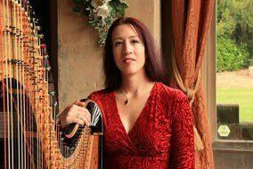 Experienced harpist in Nottingham