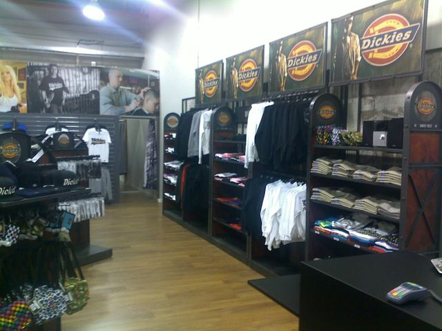 Newly renovated retail outlet