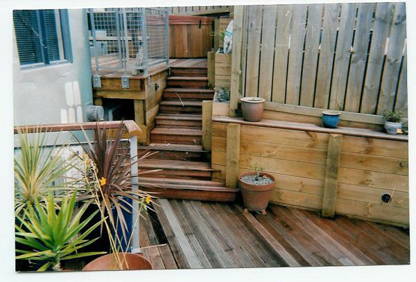 Deck work done by experts
