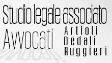 STUDIO LEGALE ASS. AVV. ARTIOLI - DEDALI - RUGGIERI - LOGO