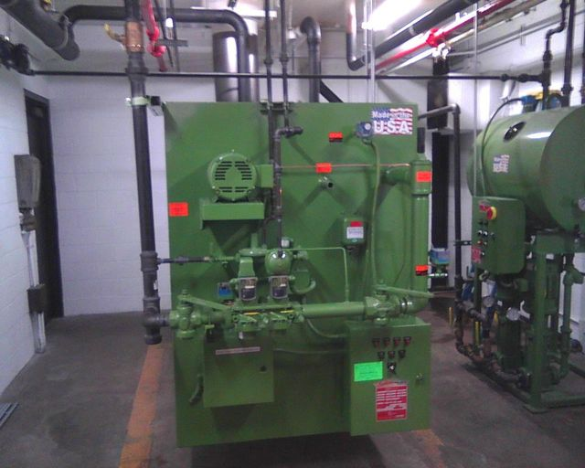 Specialist repairing the boilers in Cincinnati, OH