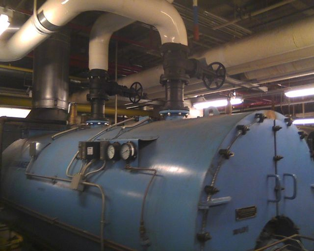Reliable installation of heating system for the boiler in Cincinnati, OH