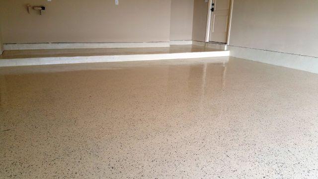 Epoxy Floors in San Antonio, TX