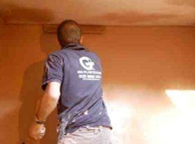 Internal plastering - Lambeth, South East London - GQ Plasterers - Wall plastering