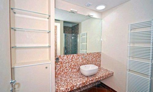 arredamento d'interni di un bagno