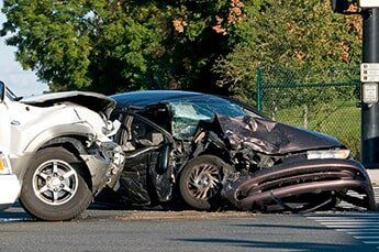 Criminal Law � Car Crashed in Bakersfield, CA