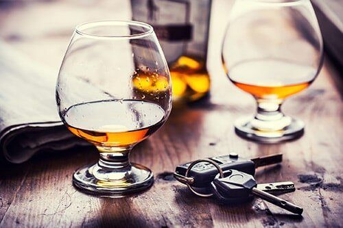 Personal Injury Law � Liqour and Car Key in Bakersfield, CA