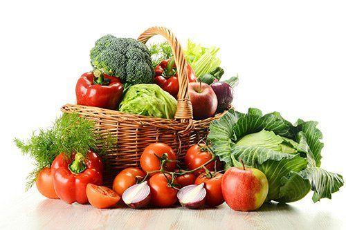 cesto di frutta e verdura, Arzachena, OT