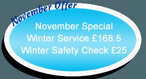 November Special £168.5 - Marlow - Court Motors