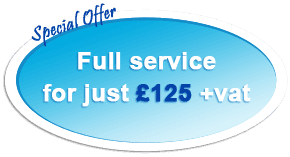 Full Service Special Offer