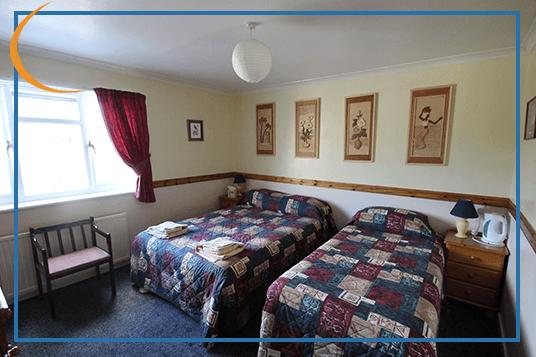 Dunedin Guest House, Huntly, Aberdeenshire.