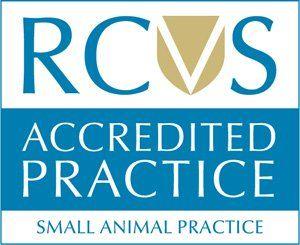 RCVS Accredited Practice Icon