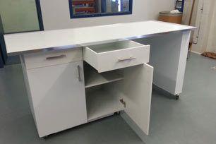 Custom Plastic Cabinet from Nelson Plastic