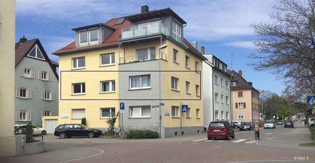 Kinderzahnarzt Friedrichshafen Dr. Uta Salomon: Praxisgebäude