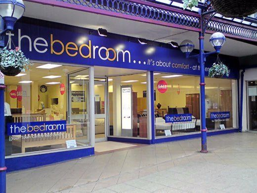 The Bed Room Ayr Ltd store