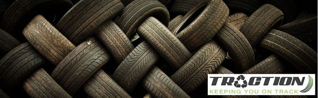 Recycling Services ACT – Traction Tyre Disposal & Recycling