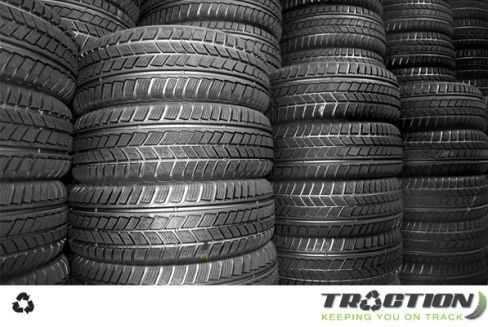 Recycling Services Belconnen – Traction Tyre Disposal
