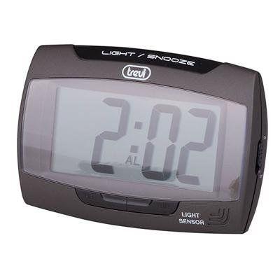 Orologio digitale con sveglie